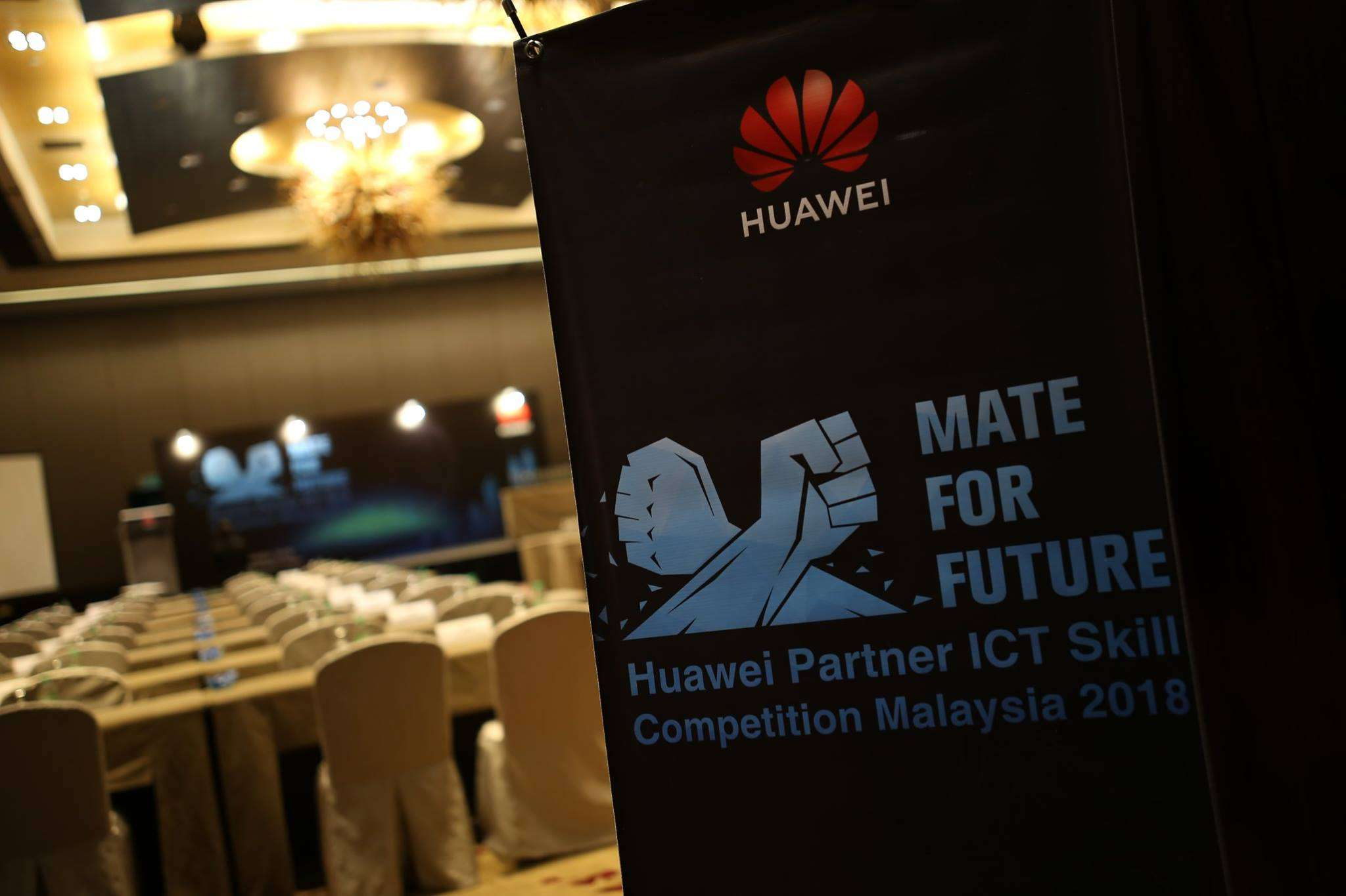 Huawei Partner ICT Skill Competition Malaysia 2018 – 1