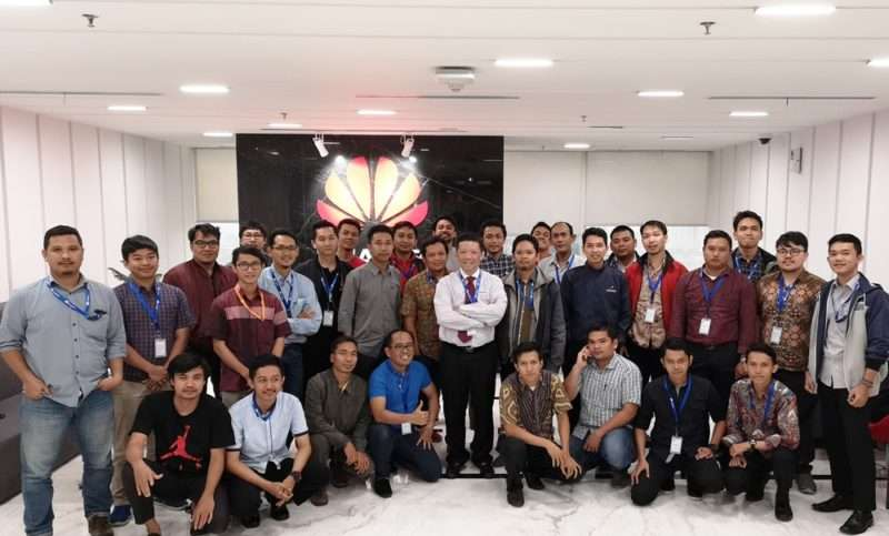 HCNA-HNTD Training (Jakarta, Indonesia) - April 2018